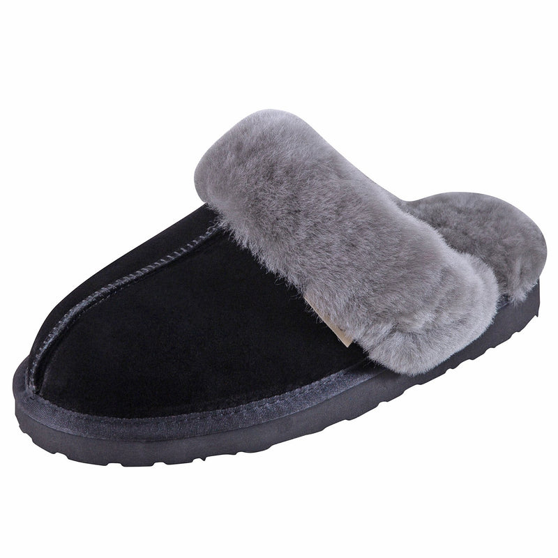 SLPR Women's Sheepskin Fernie Slipper