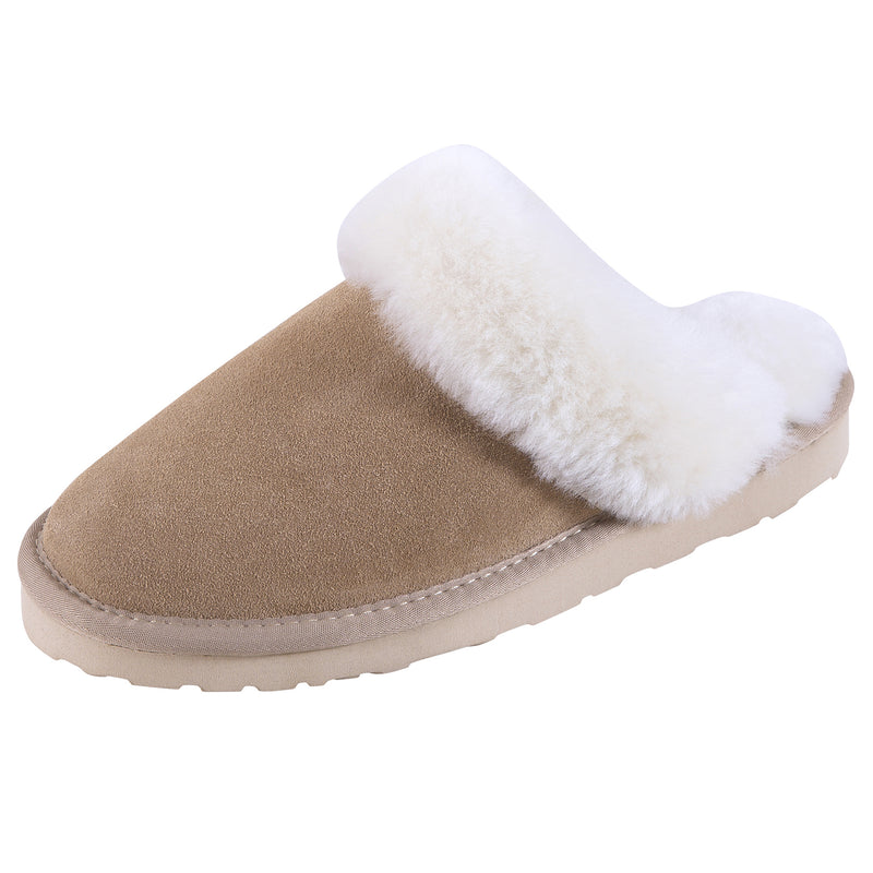 SLPR Women's Sheepskin Greenland Slipper