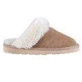 SLPR Women's Sheepskin Greenland Slipper Sand