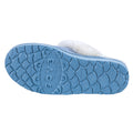 SLPR Women's Sheepskin Greenland Slipper Blue