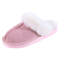 SLPR Women's Sheepskin Fernie Slipper Pink