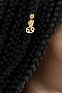 ZODIAC HAIR JEWEL