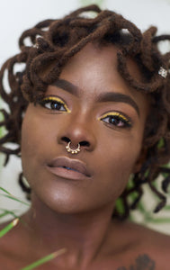 Real Septum Piercing