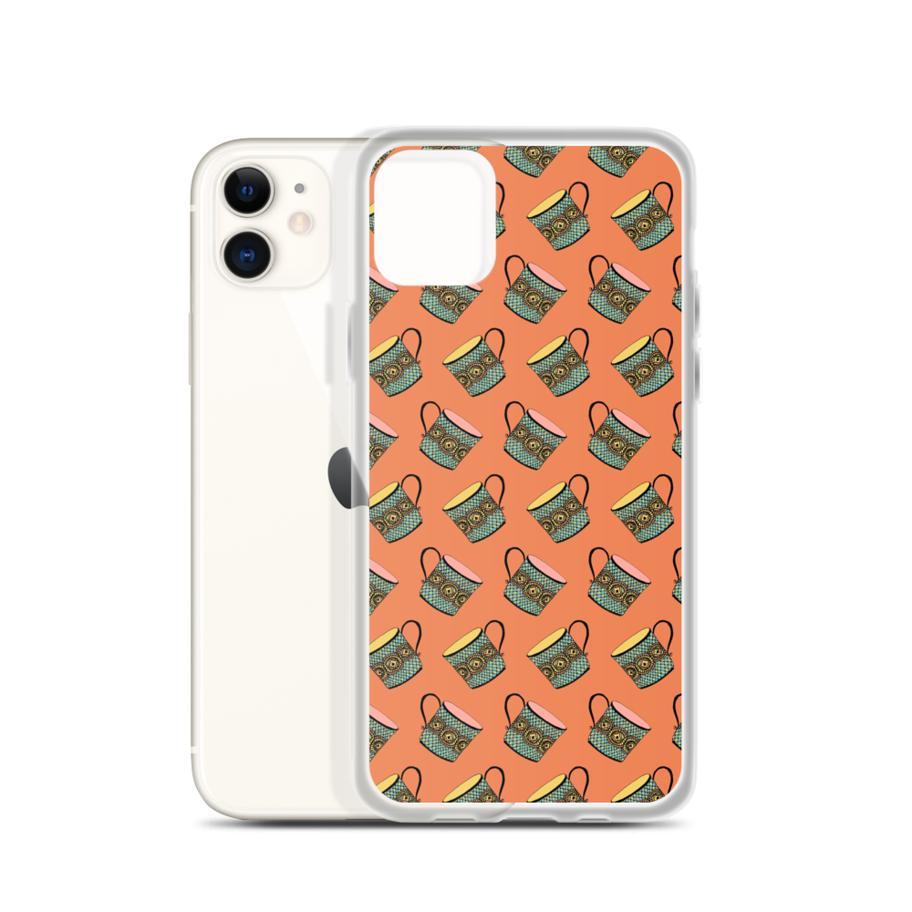 CHA DA CUP IPHONE CASE