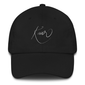 KAUR - EMBROIDERED DAD HAT