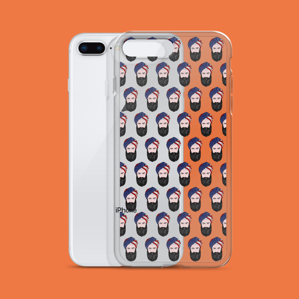 AMERICAN SIKH - IPHONE CASE
