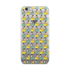 THINKING AUNTY - IPHONE CASE