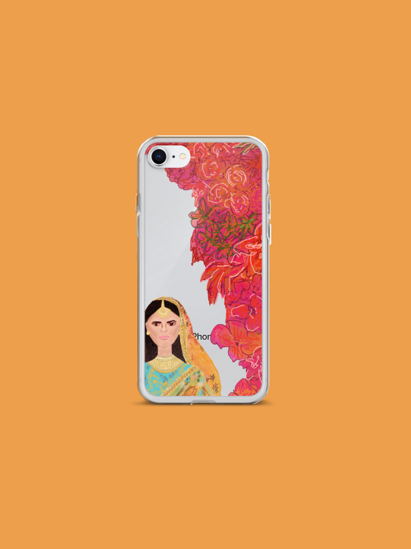 SABYASACHI IPHONE CASE