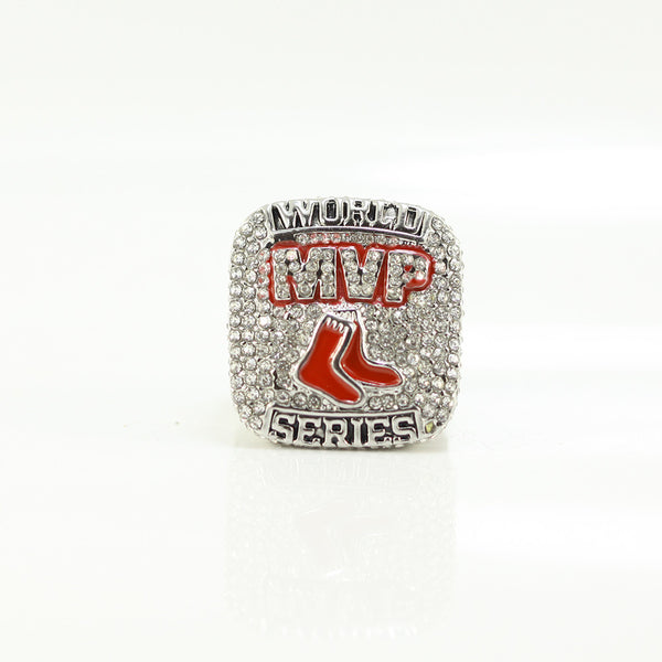 2013 BOSTON RED SOX MVP ORTIZ 3X WORLD SERIES CHAMPIONSHIP RING