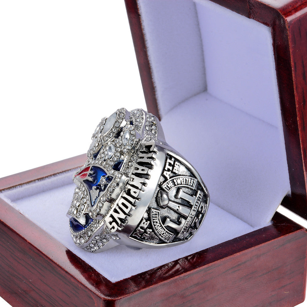 Just Released New England Patriots Super Bowl 51 Champions Ring KRAFT BRADY