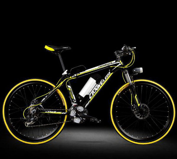 electric mountain bike/26 inches/Aluminum alloy/Environmental protection lithium battery/individual/36V/tb311102