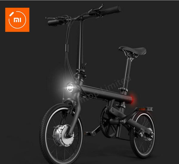 Xiaomi Qicycle smart electric bicyle sport portable e bike foldable pedelec ebike 1.8'' screen monitor electric bike