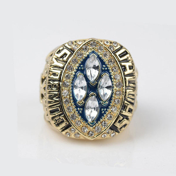1993 DALLAS COWBOYS SUPER BOWL XXVIII WORLD CHAMPIONSHIP RING