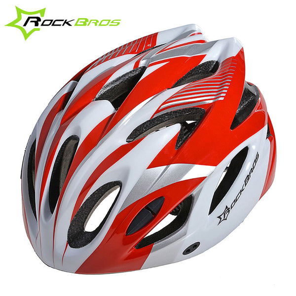 ROCKBROS Cycling Men's Women's Bike Helmet EPS Ultralight MTB Road Bike Helmet Safety Cycle Bicycle Equipment Helmet Free Size
