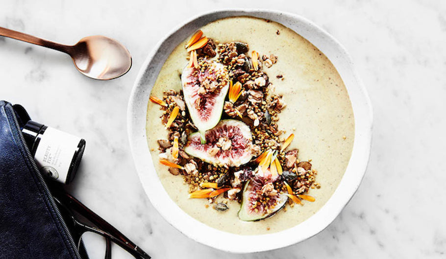SPICED AUTUMN SMOOTHIE BOWL