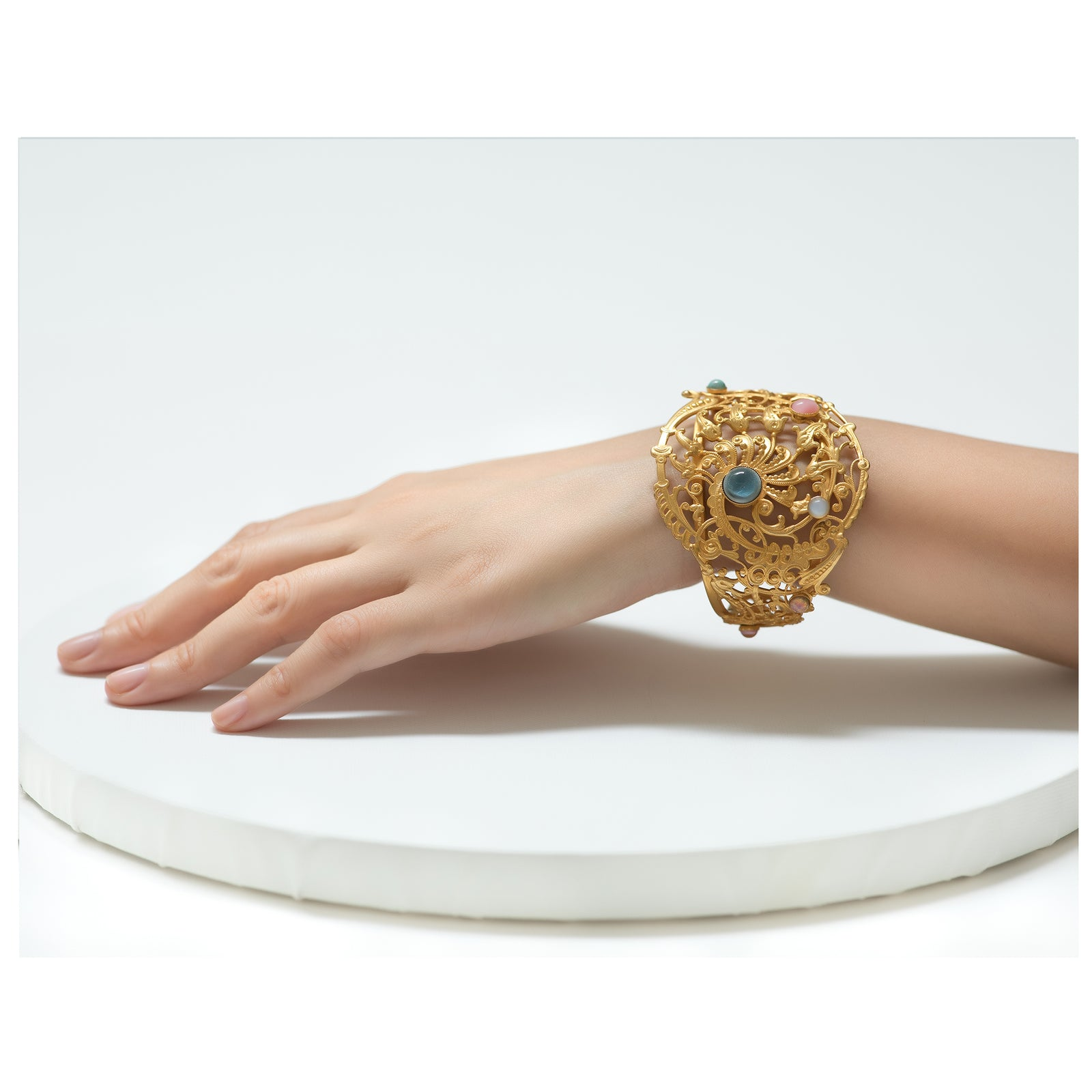 OLYMPE Bracelet Gold-Plated