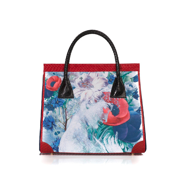Hand Carry Bag ONG SAN FU Gravure- PAOLA for Darsala