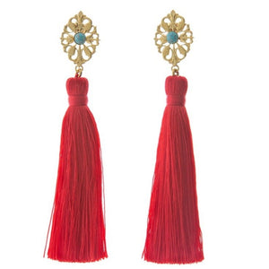 AZYADE Earring Red