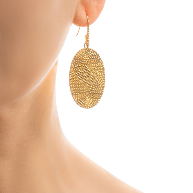 ALIX Earring Gold-Plated