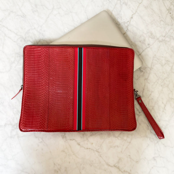 COMPAD Computer Case Red