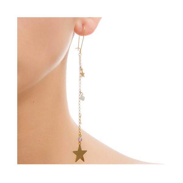CONSTELLATION Earring Gold-Plated