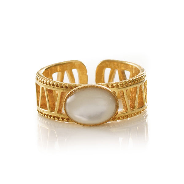 JANIS adjustable ring lune