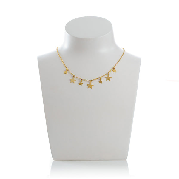 MYRIAD stars  Necklace