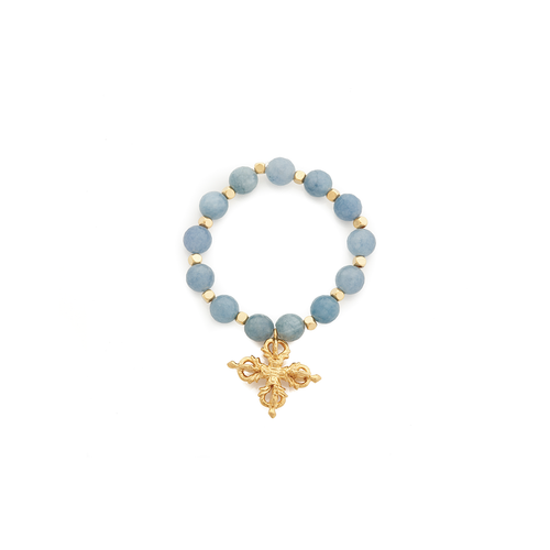 VAJRA Bracelet Grey Blue