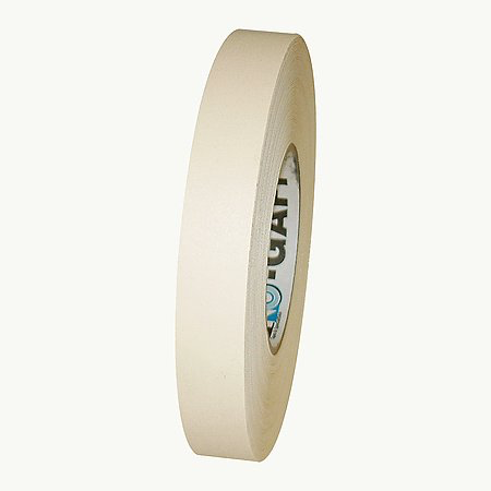 "1""X55YD WHITE PRO GAFFERS TAPE"