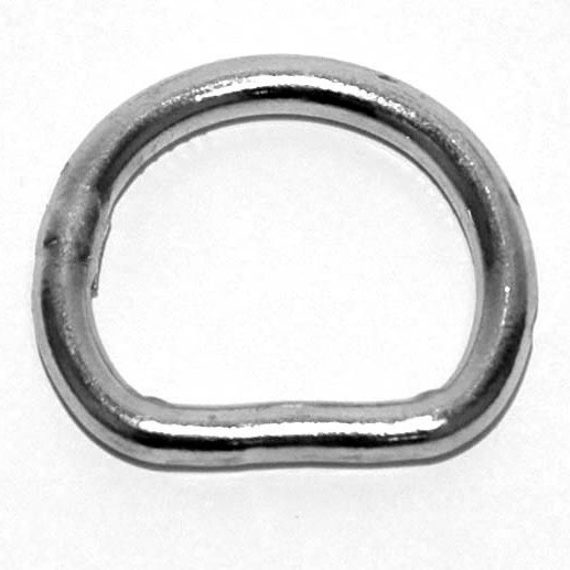WELDED DEE RING #2050