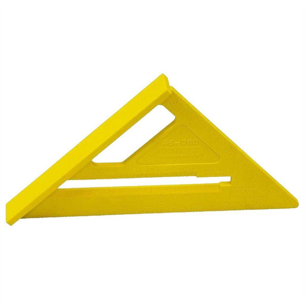 TRIANGLE SQUARE PLASTIC -  9""