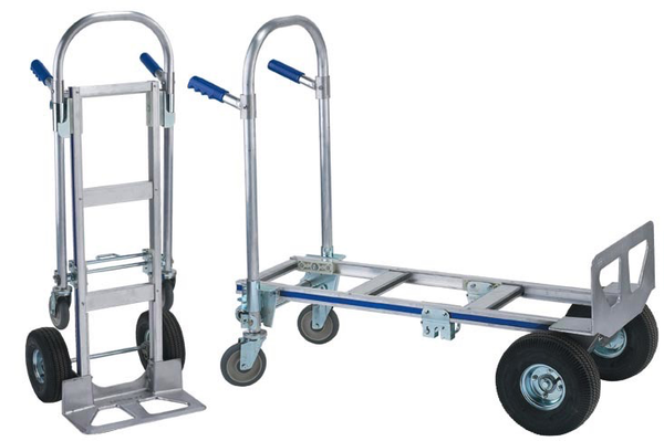 JUNIOR CONVERYIBLE HAND TRUCK 51 3/4""