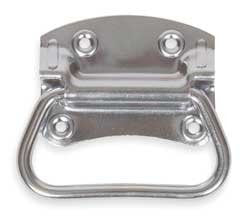 Zinc Plated Steel Chest Handle