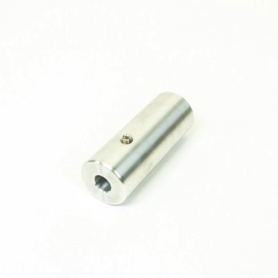 "1-1/4"" x 5"" PIPE STARTER w/ 5/8"" RECEIVER"