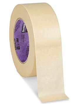 Scotch® Solvent Resistant Masking Tape 2040