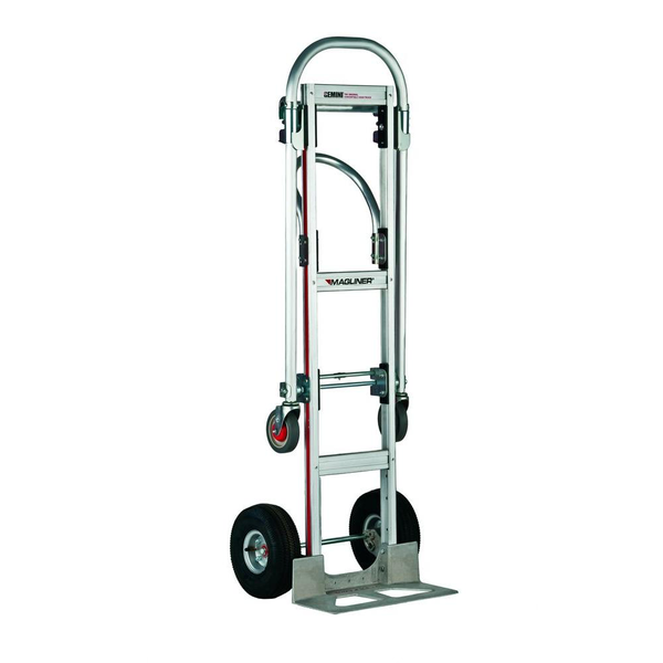 "SENIOR CONVERTIBLE HAND TRUCK 61 3/4"" MAGLINER"