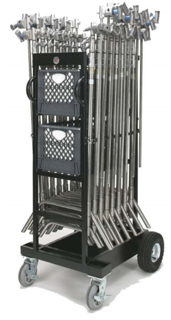 C-stand/Hi-Roller Utility Cart - GE-13