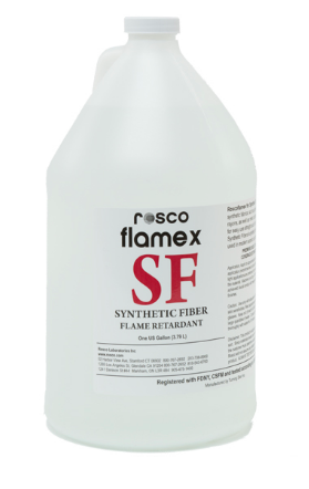 ROSCO FLAMEX SF-SYNTHETIC FIBER - GALLON