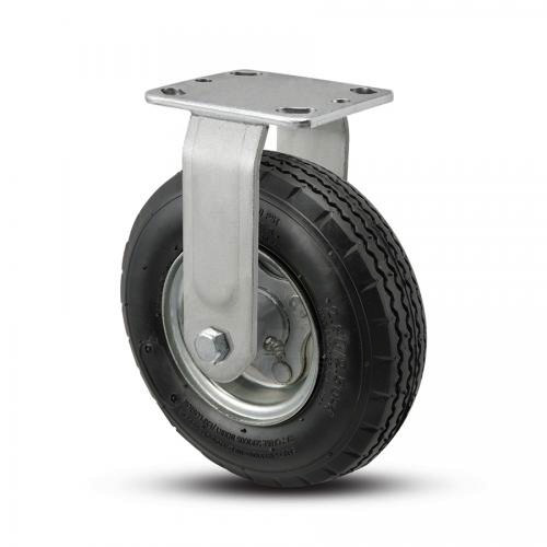 "10"" RIGID PNEUMATIC WHEEL CASTER"