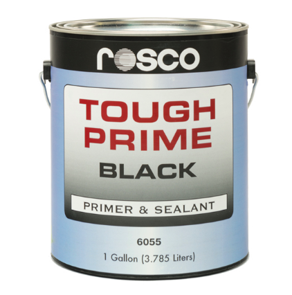 ROSCO TOUGH PRIME BLACK 5 GALLON