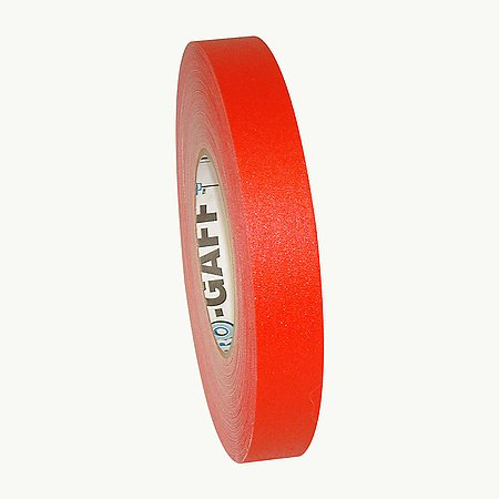 "1""X55YD RED PRO GAFFERS TAPE"
