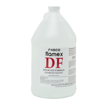 ROSCO FLAMEX DF-DELICATE FABRIC - GALLON