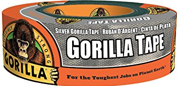 ROLL 2X36YD GORILLA TAPE GREY
