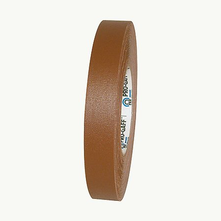 "1""X55YD BROWN PRO GAFFERS TAPE"