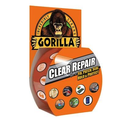 ROLL 2X18YD GORILLA TAPE CLEAR