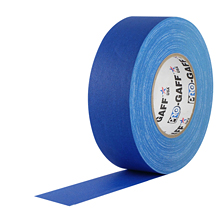 "ROLL 2""X55YD ELECTRIC BLUE PRO GAFFER'S TAPE"