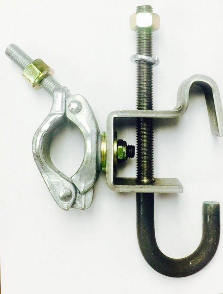 "McGyver Clamp - Short 3-1/2"" - 8"""