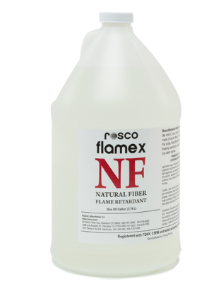 ROSCO FLAMEX NF-NATURAL FIBER - GALLON