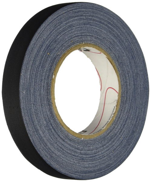 "1""X55YD BLACK PRO GAFFERS TAPE"