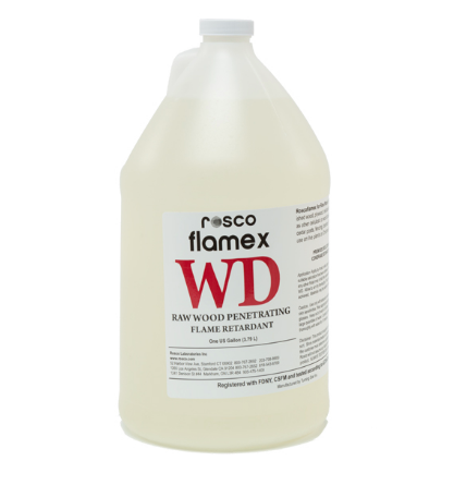 ROSCO FLAMEX WD-RAW WOOD -GALLON
